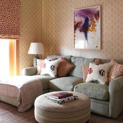 小客厅拐角沙发装饰图片
