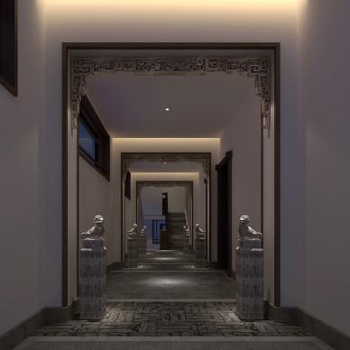中式求职公寓设计图片