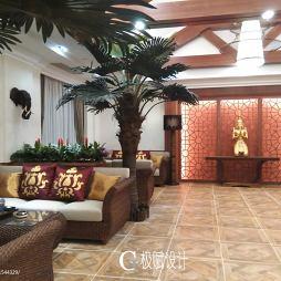 东南亚风格售楼中心设计