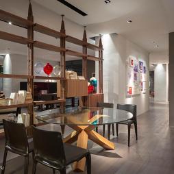 现代风格展厅设计
