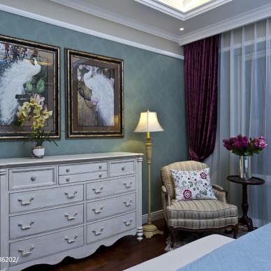 别墅设计单人沙发效果图