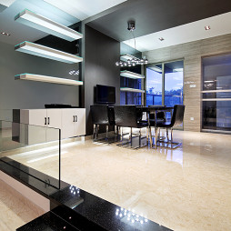 现代别墅设计过道设计