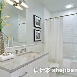 家装卫生间隔断装修设计