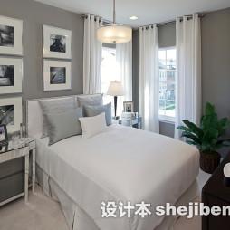 小卧室摆放家具效果图