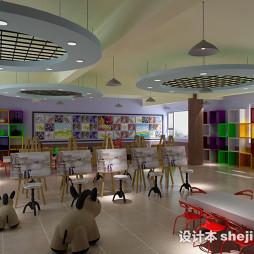 幼儿园小班教室布置效果图库
