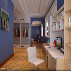 欧式风格儿童房间装修设计图片