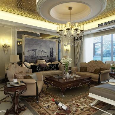 欧式400平米四室两厅装修图片