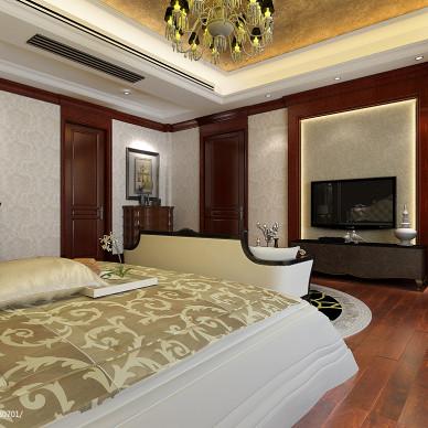 卧室设计四室两厅装修效果图