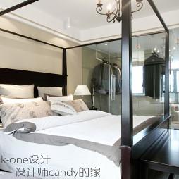 现代卧室装修效果图大全