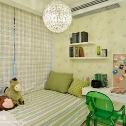 现代儿童房时尚家居饰品效果图