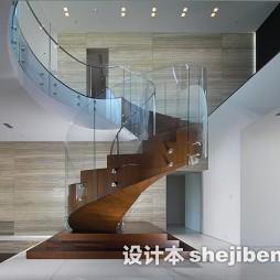 复式暗楼梯装饰设计