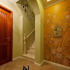 美式风格楼梯装修图大全
