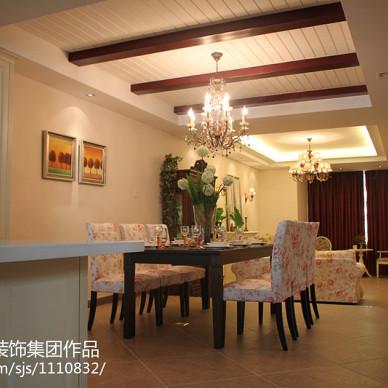 田园风格200平米复式楼_1413549