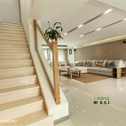 现代小户型楼梯装修效果图大全