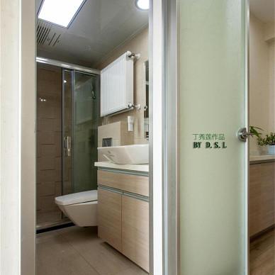 小户型家装卫浴设计效果图