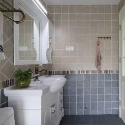 美式风格卫浴洁具图片