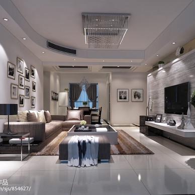 现代简约家用沙发装修图片