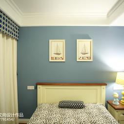 美式儿童房装修效果图欣赏