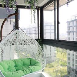个性阳台设计效果图片