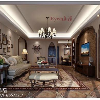 中式客厅_1433307