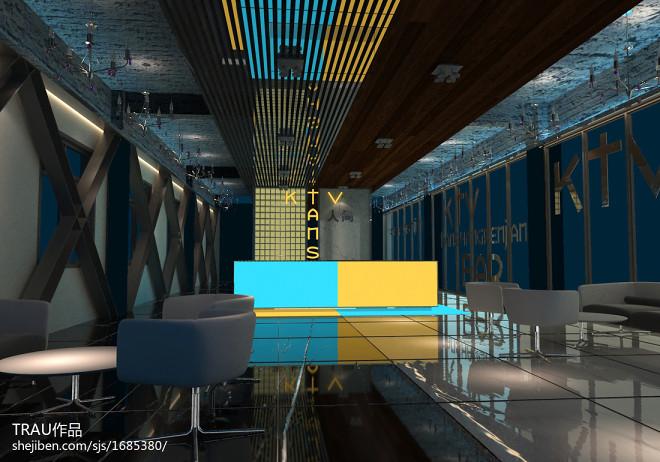 星级酒店设计效果图库
