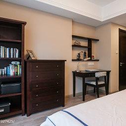 混搭风格三居室卧室装饰品图片大全