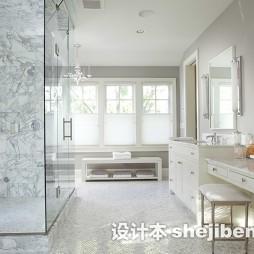 2017浴室设计图片