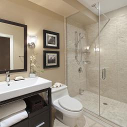 家居浴室图片