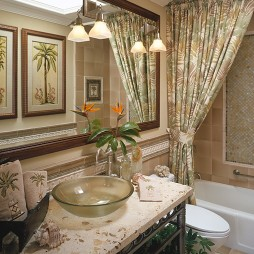 浴室帘子设计