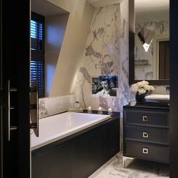 低调奢华浴室设计