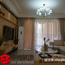 现代风格客厅设计装修效果图汇总