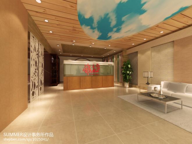 硅藻泥店面设计_1448123