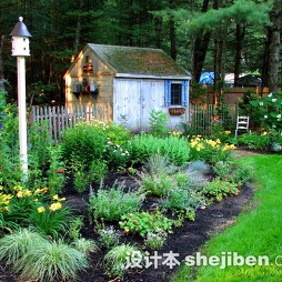 花园装修设计