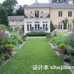 庭院花园装修设计效果图