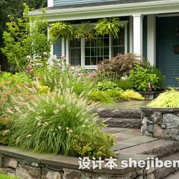 别墅花园景观设计图片大全欣赏