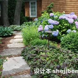 别墅花园景观设计图片汇总欣赏