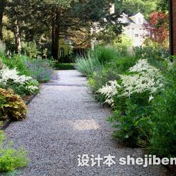 别墅花园景观设计图集