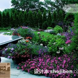 最新别墅花园景观设计图片