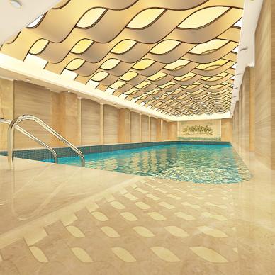 2017会所游泳池设计图片