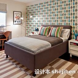 家庭男儿童房间装修设计