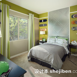 男儿童房间图片