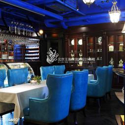 美式风格咖啡厅装修图片大全