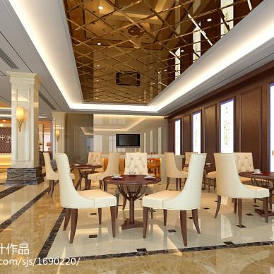 欧式售楼中心设计_1467210