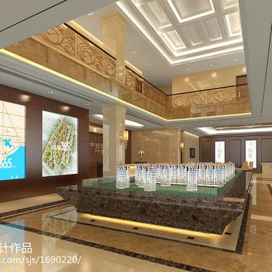 欧式售楼中心设计_1467211