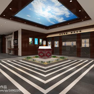 徽酒展示中心设计_1467218