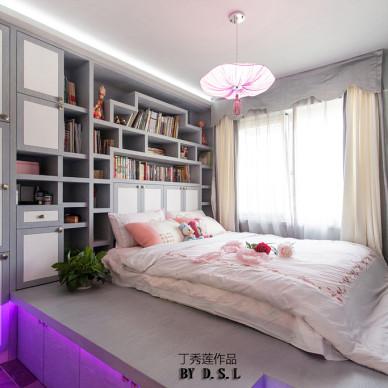 混搭卧室榻榻米装修效果图