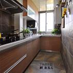 混搭厨房装修效果图片大全