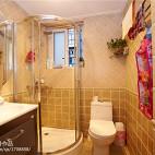 家装卫生间效果图图集