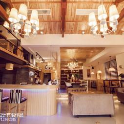 2017咖啡厅装修图