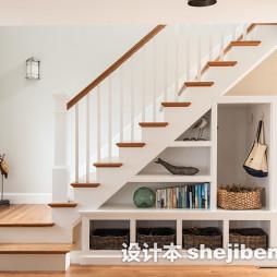 楼梯装修效果图大全欣赏